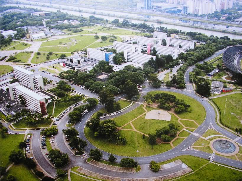 USP - Universidade de São Paulo - Cidade Universitária - picture by Flavius Versadus