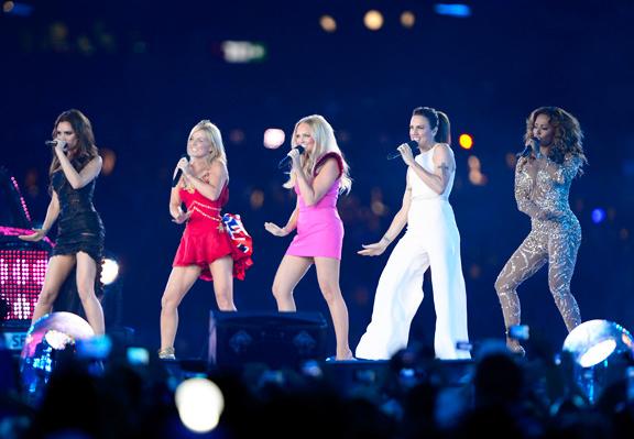 Spice Girls Olympics 2012 by flaviusversadus